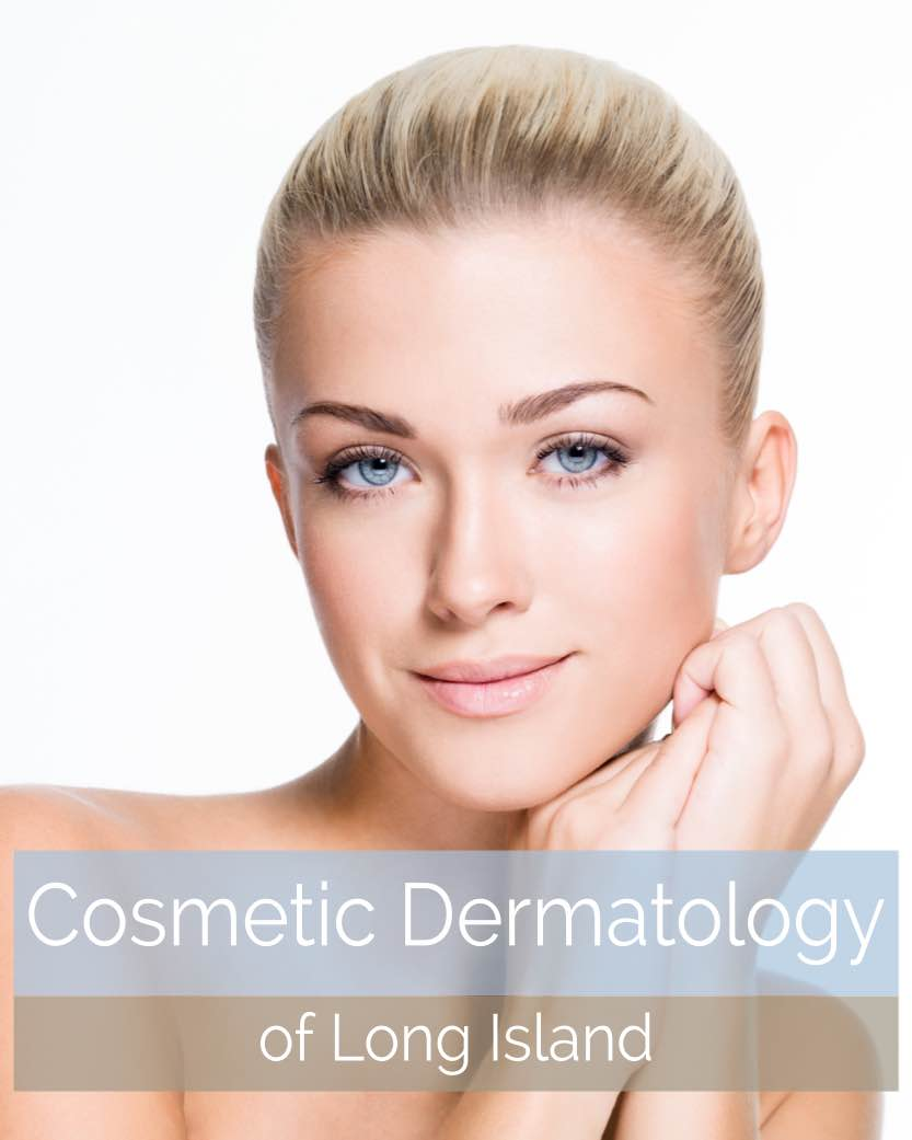 Cosmetic Dermatology Long Island Mobile Logo